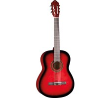 EKO  CS-10 (Red Burst)